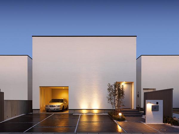 完成度の高い提案住宅